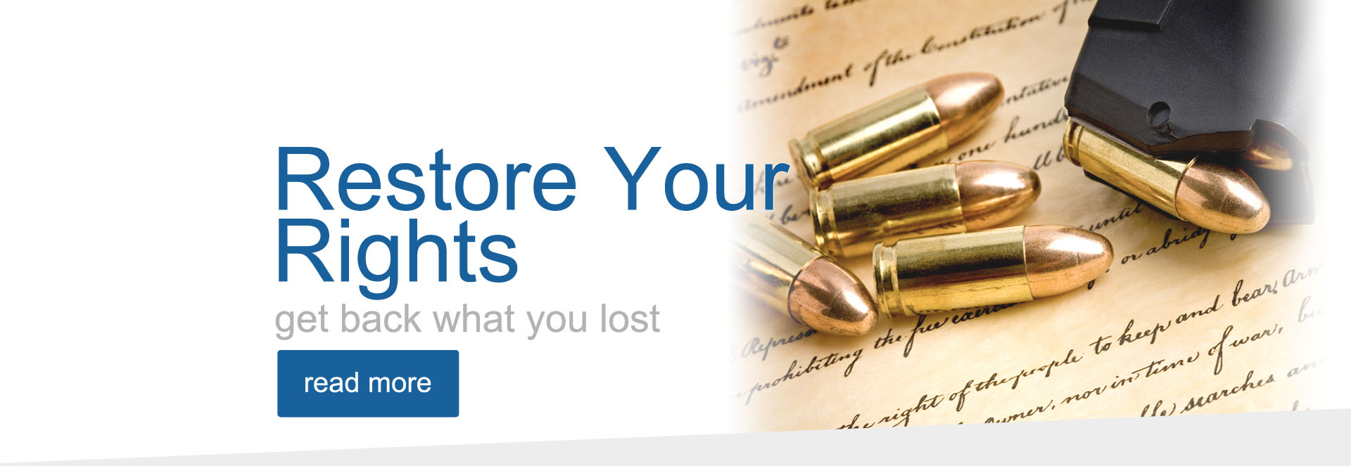 restore your gun rights